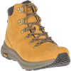 Merrell Men's Ontario Mid Waterproof Shoe - 10 - Gold