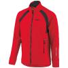 Louis Garneau Men's Dualistic Jacket - Large - Red/Black