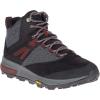 Merrell Men's Zion Mid Waterproof Shoe - 8.5 - Black