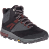 Merrell Men's Zion Mid Waterproof Shoe - 14 - Black