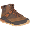 Merrell Men's Zion Mid Waterproof Shoe - 14 - Toffee