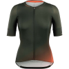 Sugoi Women's RS Pro Jersey - Small - Deep Olive Gradient