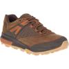 Merrell Men's Zion Waterproof Shoe - 14 - Toffee