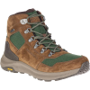 Merrell Men's Ontario 85 Mid Waterproof Boot - 8 - Forest