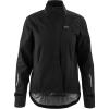 Louis Garneau Women's Sleet WP Jacket - XL - Black