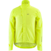 Louis Garneau Men's Sleet WP Jacket - Small - Bright Yellow
