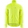 Louis Garneau Men's Sleet WP Jacket - XL - Bright Yellow