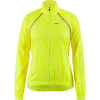 Louis Garneau Women's Modesto Switch Jacket - Small - Bright Yellow