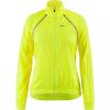 Louis Garneau Women's Modesto Switch Jacket - XL - Bright Yellow