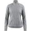 Louis Garneau Women's Modesto Switch Jacket - Medium - Heather Grey