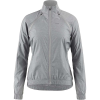 Louis Garneau Women's Modesto Switch Jacket - XXL - Heather Grey