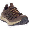 Merrell Men's Hydrotrekker LTR Shandal - 7.5 - Seal Brown
