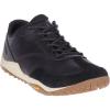 Merrell Men's Trail Glove 5 Leather Shoe - 8.5 - Black