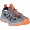Merrell Men's Hydrotrekker Synthetic Shandal - 7.5 - Flame Orange