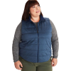 Marmot Women's Visita Insulated Vest - Plus - 3X - Arctic Navy Heather