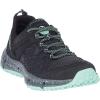 Merrell Women's Hydrotrekker Shoe - 7 - Black / Mint