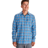 Marmot Men's Aerofohn LS Shirt - Large - Varsity Blue