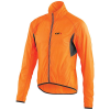 Louis Garneau Men's X-Lite Jacket - Large - Orange Fluo