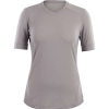 Sugoi Women's Off Grid SS Shirt - Large - Heather Grey