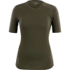Sugoi Women's Off Grid SS Shirt - Large - Heather Olive
