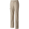 Mountain Hardwear Women's Mirada Convertible Pant - 8x32 - White