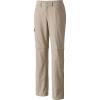 Mountain Hardwear Women's Mirada Convertible Pant - 4x32 - White