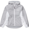 Marmot Girls' Trail Wind Hoody - Medium - Sleet / White