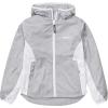 Marmot Girls' Trail Wind Hoody - Large - Sleet / White