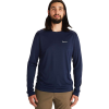 Marmot Men's Windridge LS Top - Large - Arctic Navy