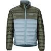 Marmot Men's Ares Jacket - Medium - Blue Granite / Rosin Green
