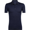 Icebreaker Men's Tech Lite SS Polo Shirt - XL - Midnight Navy