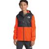 The North Face Youth Zipline Rain Jacket - Large - Persian Orange