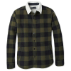 Smartwool Men's Anchor Line Sherpa Shirt Jacket - Large - Olive