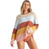 Billabong Women's Lost Paradise Sweater - Medium - Multi