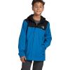 The North Face Boys' Resolve Reflective Jacket - Medium - Clear Lake Blue