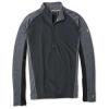 Smartwool Men's Merino Sport 250 Wind 1/2 Zip Top - XXL - Black