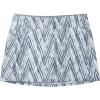 Smartwool Women's Merino Sport Lined Skirt - XL - Barely Blue Zig Zag Print