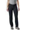 Columbia Women's Just Right Straight Leg Pant - 2 Short - Black