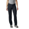 Columbia Women's Just Right Straight Leg Pant - 6 Short - Black