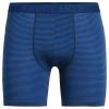 Icebreaker Men's Anatomica Long Boxers - Medium - Estate Blue