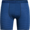 Icebreaker Men's Anatomica Long Boxers - Small - Estate Blue
