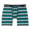 Smartwool Men's Merino 150 Boxer Brief - Small - Pacific Stripe