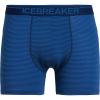 Icebreaker Men's Anatomica Boxers - Small - Estate Blue
