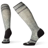 Smartwool Women's Compression Cruise Director Printed Over The Calf So - Small - Medium Gray