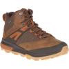 Merrell Men's Zion Mid Waterproof Shoe - 7.5 - Toffee