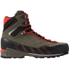 Mammut Men's Kento Guide High GTX Boot - 12 - Tin/Spicy
