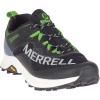 Merrell Men's Mtl Long Sky Shoe - 10.5 - Black / Lime