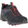 Merrell Men's Moab FST 2 Shoe - 8 - Black / Granite