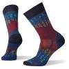 Smartwool Men's Mountain Borough Crew Sock - XL - Alpine Blue
