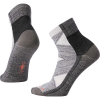 Smartwool Women's Arrow Dreamer Mid Crew Sock - Large - Medium Gray